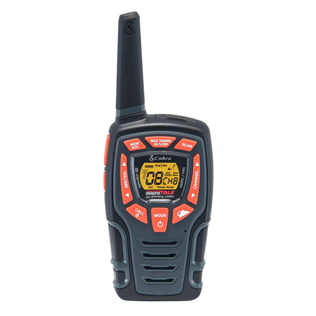 Cobra ACXT545 28-Mile Water Resistant Two-Way Radio/Walkie Talkie