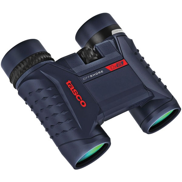 Offshore(R) 10x 25mm Waterproof Folding Roof Prism Binoculars