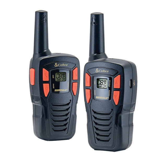Cobra CXT195 16-Mile GMRS/FRS Two-Way Radio Walkie Talkie