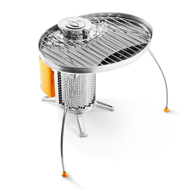 BioLite Portable Grill - Tabletop Grill For CampStove 2 - GRA