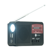 Motorola Outdoor ATMOS MWR800 Weather Radio