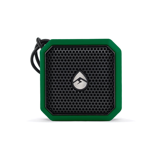 ECOXGEAR EcoPebble Lite Rugged Waterproof Floating Portable Bluetooth Wireless 5-Watt Camping & Tailgating Smart Speaker