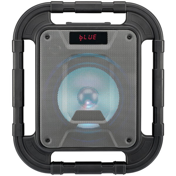 iLive ISBW519B Water-Resistant Wireless Bluetooth Speaker