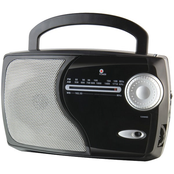 AM/FM Weather Radio