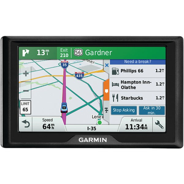 "Drive 50 5"" GPS Navigator (50LM, with Free Lifetime Map Updates for the US & Canada)"