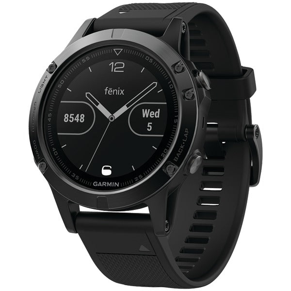 fenix(R) 5 47mm Multisport GPS Watch Sapphire Edition