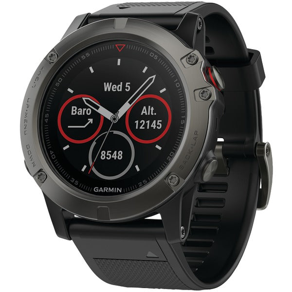 fenix(R) 5X 51mm Multisport GPS Watch Sapphire Edition with Maps
