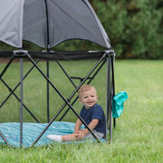 Baby Delight Go With Me – Eclipse Portable Play Yard with Canopy
