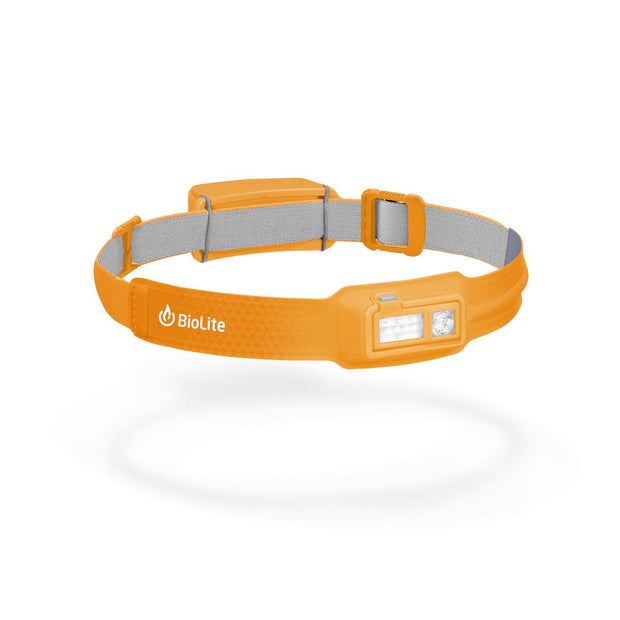 BioLite HeadLamp 330 - No-Bounce Rechargeable Head Light