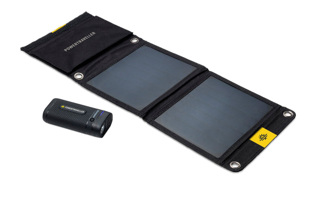 POWERTRAVELLER SPORT 25 SOLAR KIT