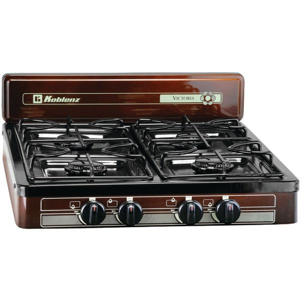 Victoria 4-Burner Outdoor Gas Stove