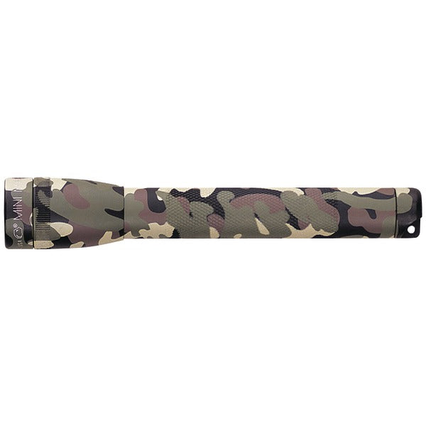14-Lumen Mini Flashlight with Holster (Camo)
