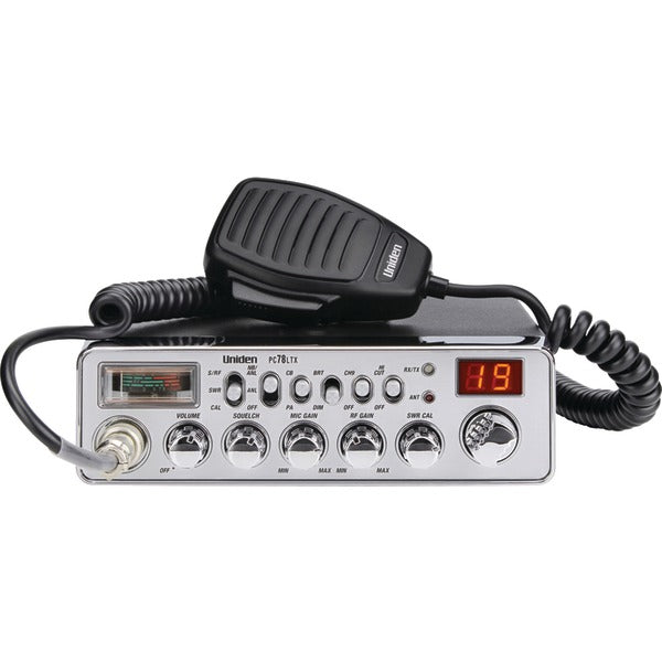 40-Channel CB Radio (With SWR Meter)