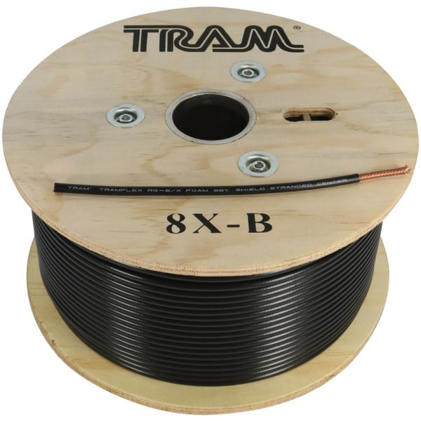 RG8X 500ft Roll Tramflex Coaxial Cable