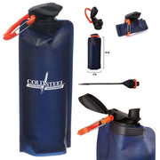 Vapur Cold Steel Collapsible Anti-Bottle Water Bottle