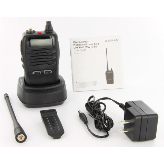 Olympia P324 4-Watt UHF Radio (Single)