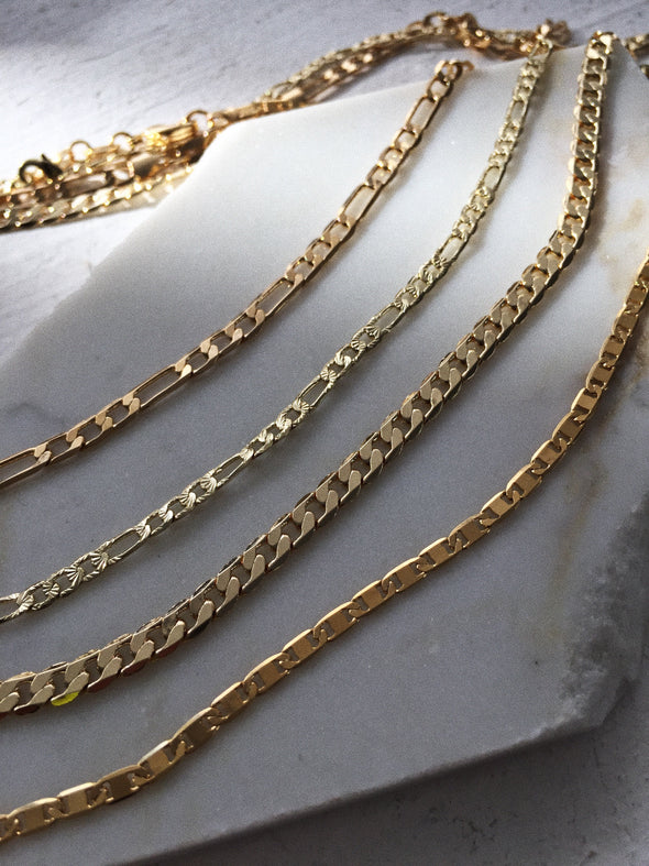 Layering Chains