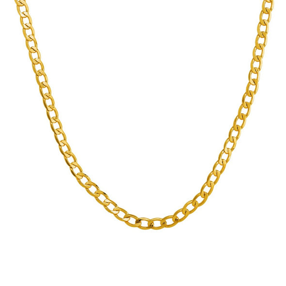5mm Cuban Layering Chain