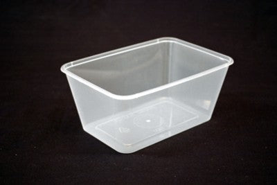 Rectangle Container 1000ml