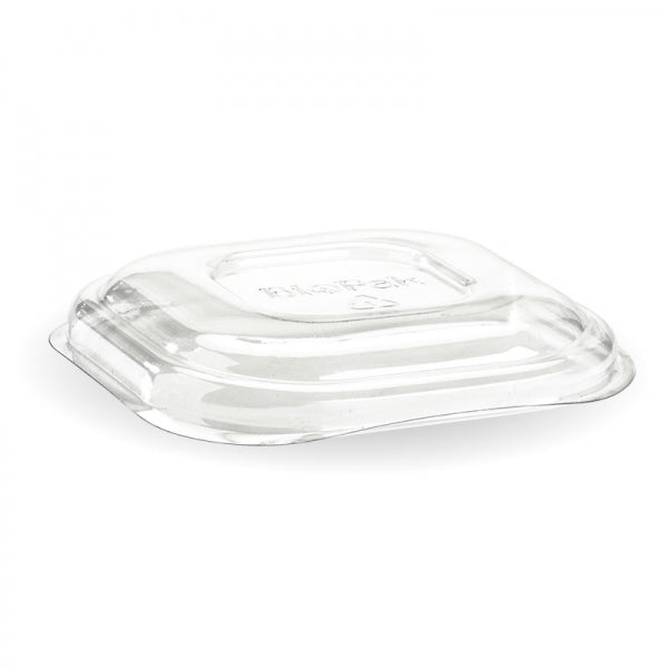 Biopak Clear PET Takeaway Base Lid - 280-630ML