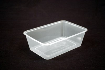 Rectangle Container 700ml