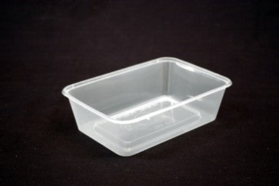 Rectangle Container 750ml
