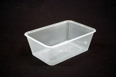 Rectangle Container 900ml