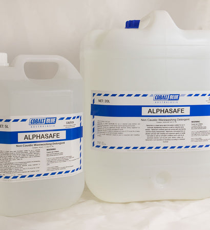 Alphasafe - Non Caustic Warewashing Agent