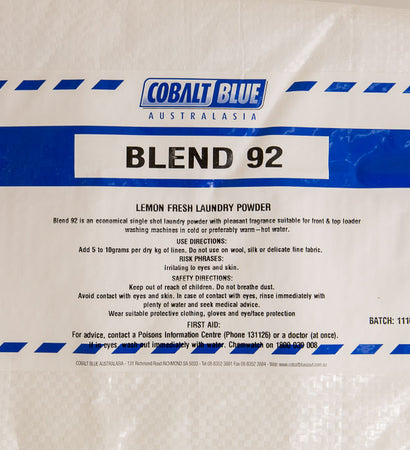 Blend 92 - Laundry Powder