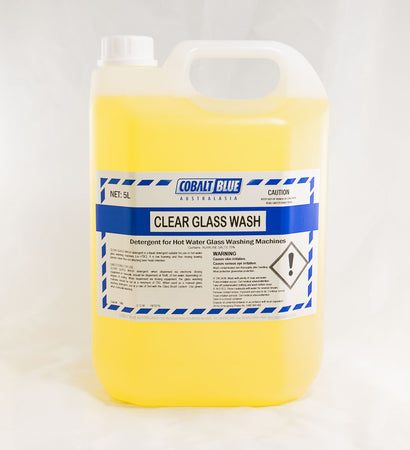 Clear - Glass Wash