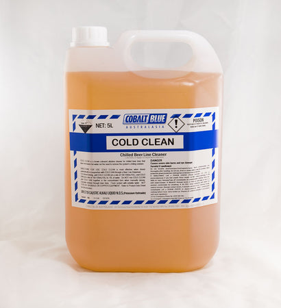 Cold Clean - Chilled Beer Line Cleaner