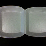 E-4/1 Foam Lunch Box