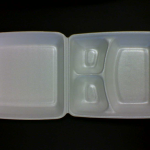 E-5/3 Foam Lunch Box