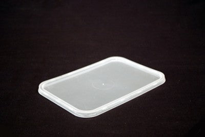 Freezer Grade Rectangle Lids