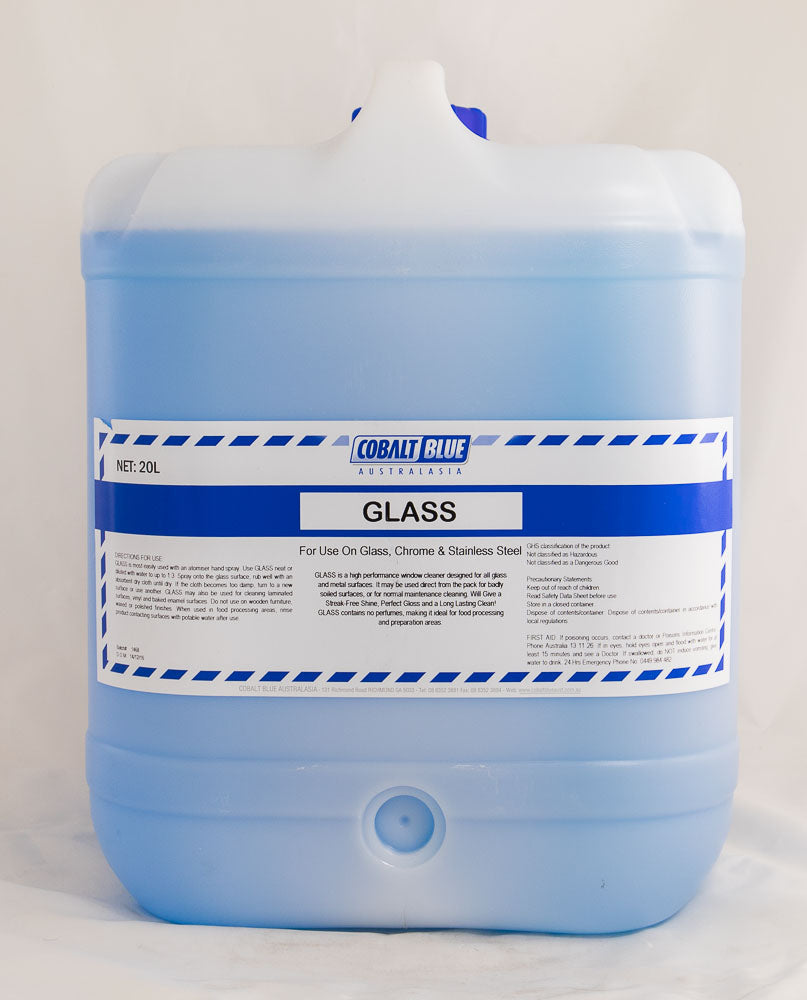 Glass - High Gloss Window Cleaner