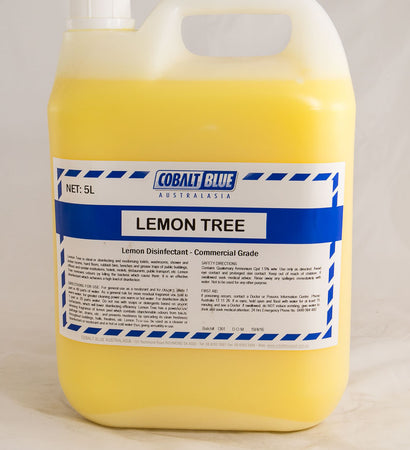 Lemon Tree - Commercial Grade Disinfectant