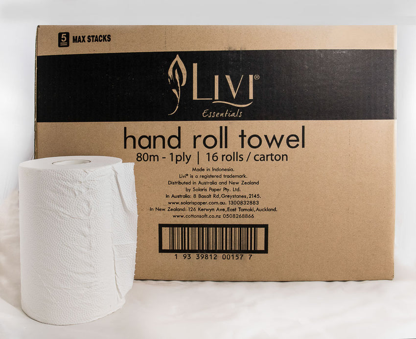 Livi - Hand Roll Towel