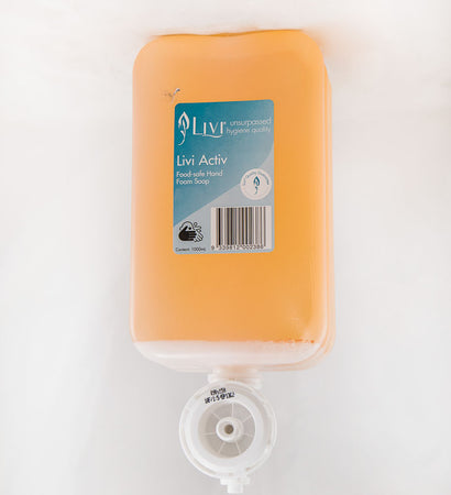 Livi - Foodsafe Hand Foam Soap S103