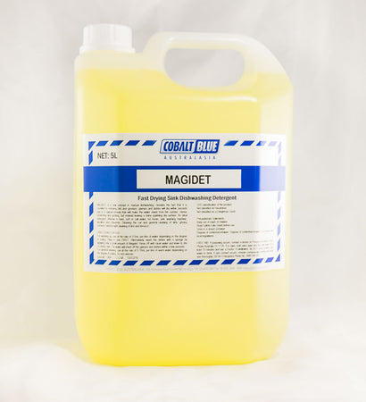 Magidet - Fast Drying Sink Dishwashing Detergent