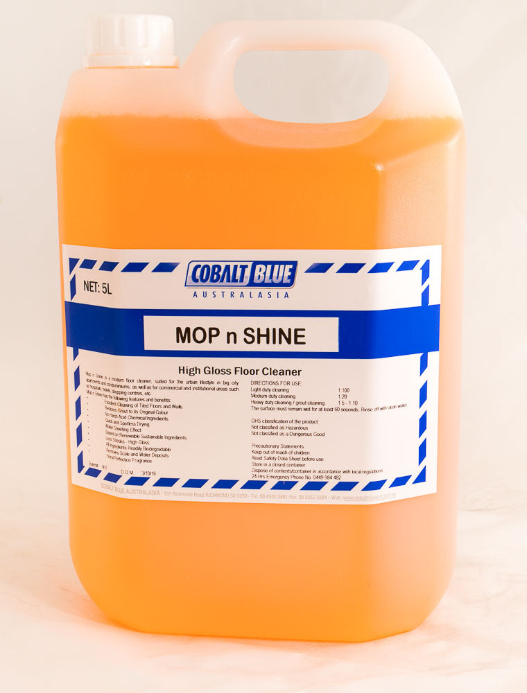 Mop'n'Shine - High Gloss Floor Cleaner