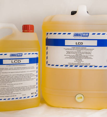 LCD - Lemon Cleaner Disinfectant