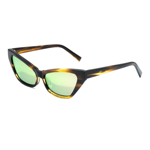 acetate sunglasses LS7050 CAT EYE