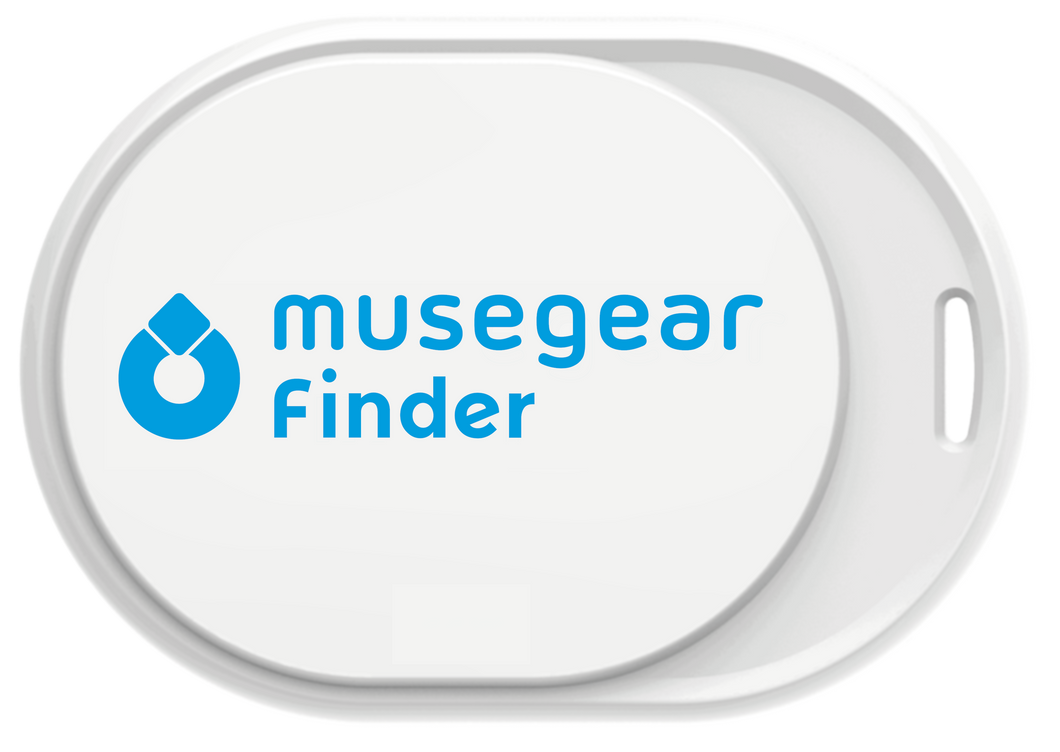 musegear finder mini (weiß)