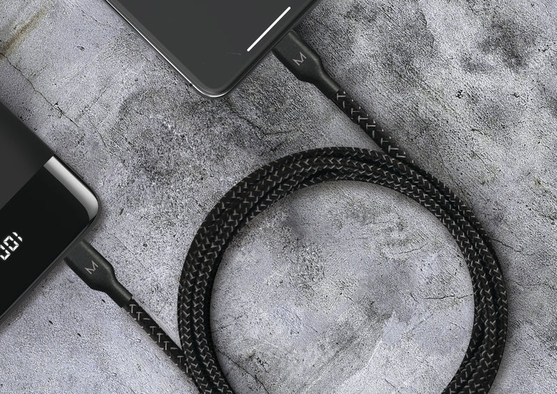 cord 2m USB-A to USB-C Nylon Cable
