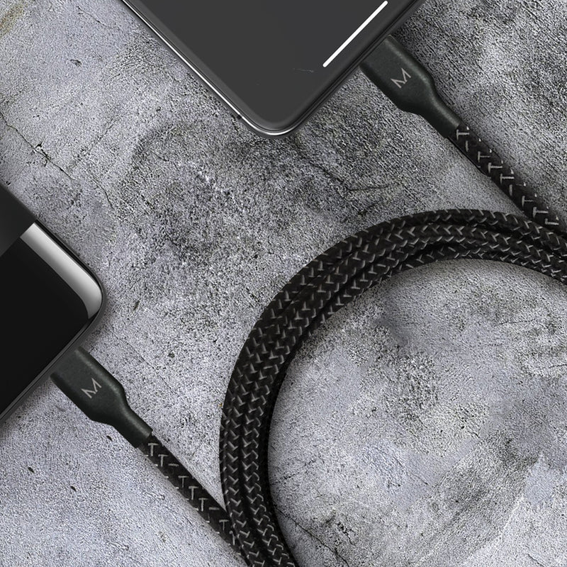 Cord+ 2m USB-C to USB-C Nylon Cable