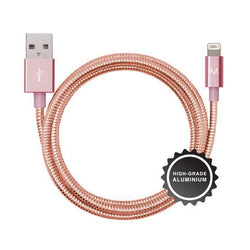 lumo lightning™ cable</br>blush gold - MOYORK CO