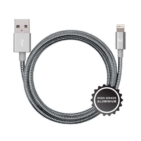 lumo lightning™ cable</br>coin silver - MOYORK CO