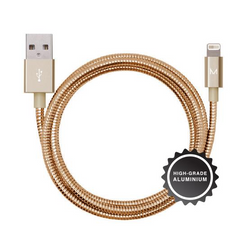 lumo lightning™ cable</br>dubai gold - MOYORK CO