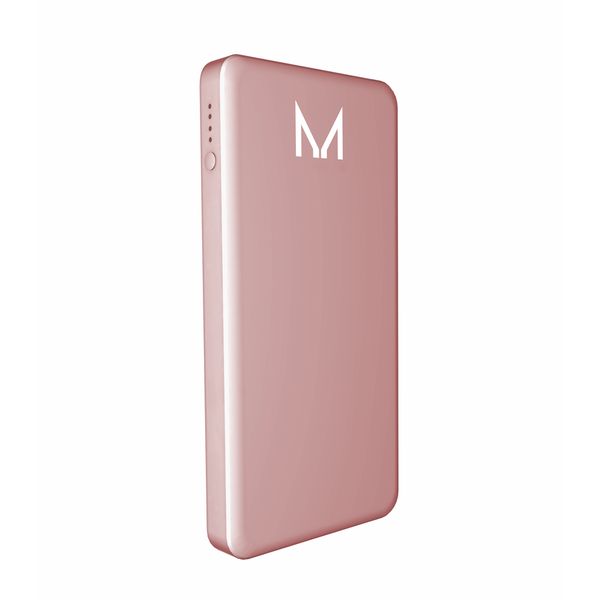 lumo 10000mAh power bank</br>blush gold - MOYORK CO