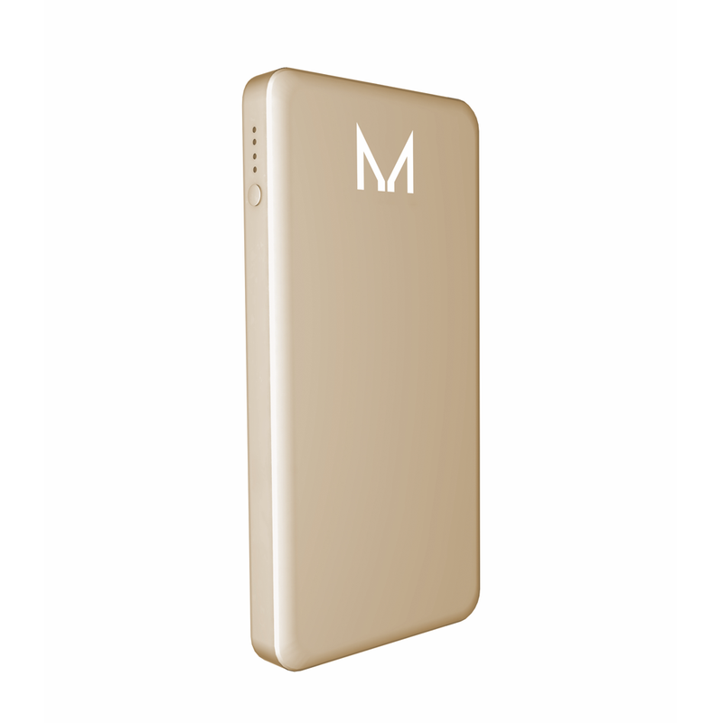 lumo 10000mAh power bank</br>dubai gold - MOYORK CO